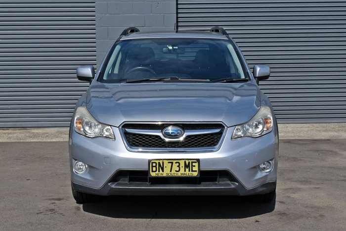 2012 Subaru XV 2.0i-L G4X MY13 AWD Ice Silver