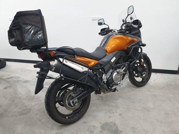 2013 Suzuki DL650A V-STROM