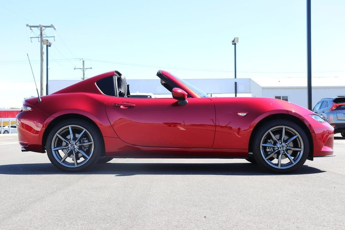 2018 Mazda MX-5 GT ND Red