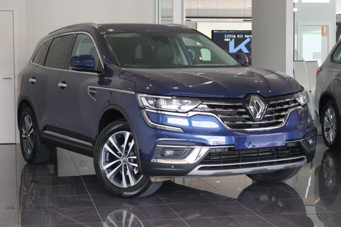 2019 Renault Koleos Zen HZG MY20 Meissen Blue - Metal
