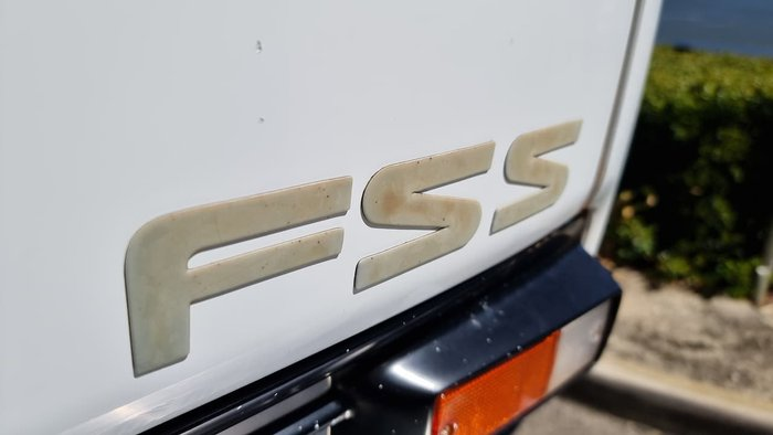 2006 ISUZU FSS550 WHITE
