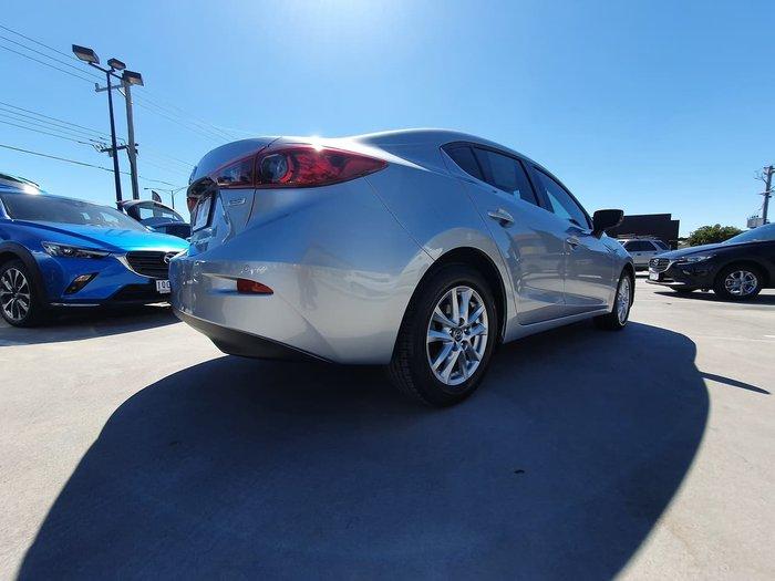 2016 Mazda 3 Touring BN Series Silver