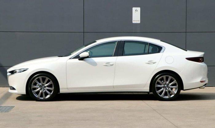 2020 Mazda 3 G20 Evolve BP Series White