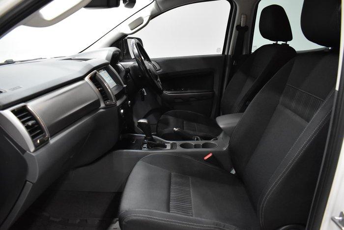 2016 Ford Ranger XLT PX MkII 4X4 Dual Range Cool White
