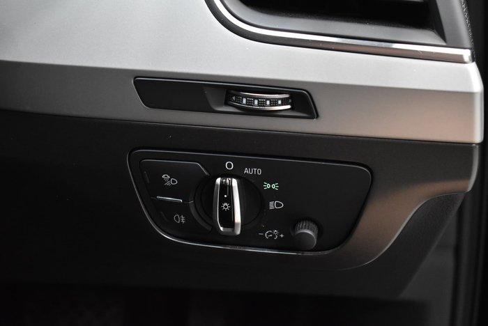 2017 Audi Q7 TDI 4M MY17 Four Wheel Drive Black