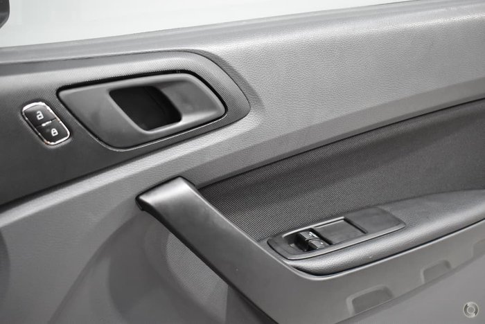 2017 Ford Ranger XL PX MkII 4X4 Dual Range Cool White