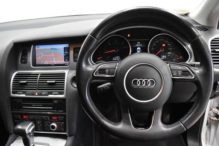 2015 Audi Q7 TDI Sport MY15 Four Wheel Drive White