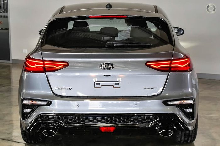 2020 Kia Cerato GT BD MY21 Steel Grey