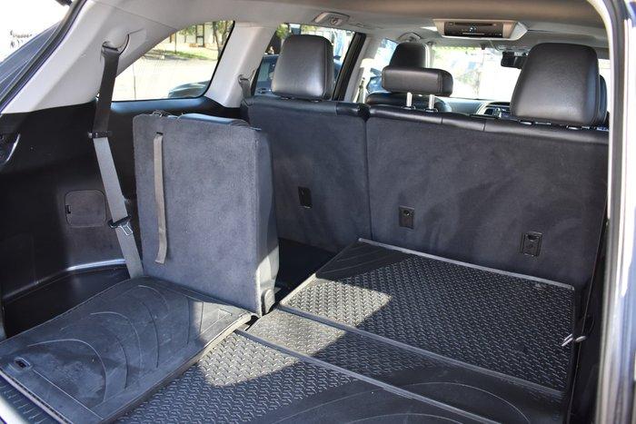 2014 Toyota Kluger Grande GSU55R Four Wheel Drive Predawn Grey