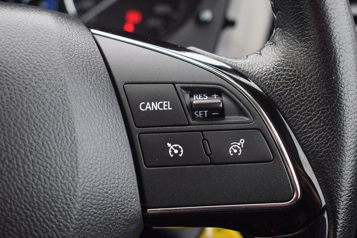 2018 Mitsubishi Outlander ES ZL MY19 4X4 On Demand Red