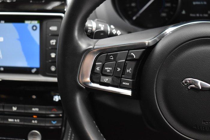 2018 Jaguar F-PACE 20d R-Sport X761 MY18 Corris Grey