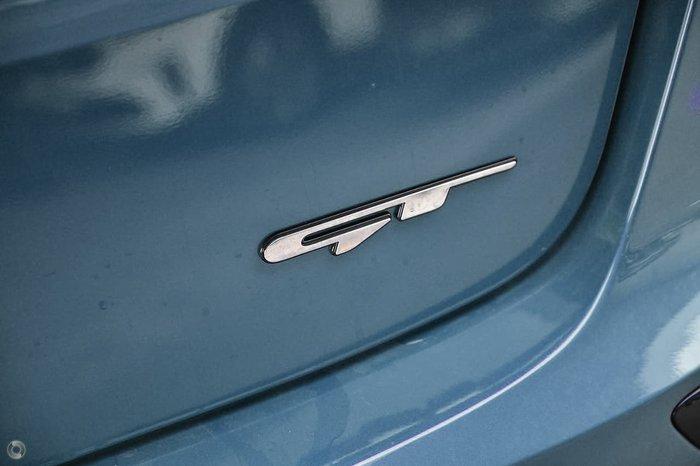 2020 Kia Cerato GT BD MY21 Blue
