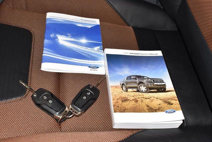 2017 Ford Ranger Wildtrak PX MkII 4X4 Dual Range Magnetic