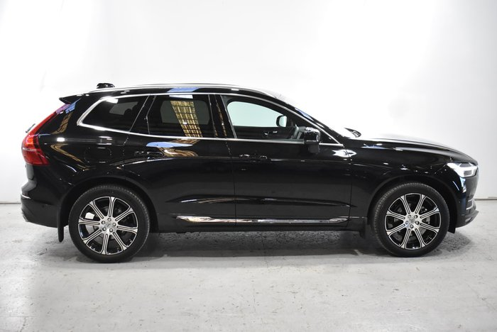 2019 Volvo XC60 D4 Inscription MY20 AWD Onyx Black