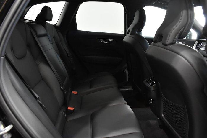 2019 Volvo XC60 D4 Inscription MY20 Four Wheel Drive Onyx Black