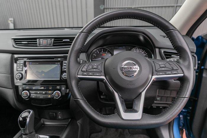2020 Nissan X-TRAIL ST-L T32 Series II Marine Blue
