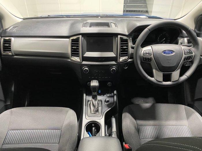 2020 Ford Ranger XLT PX MkIII MY21.25 4X4 Dual Range Blue