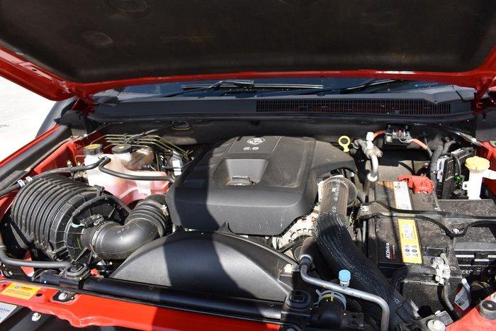2019 Holden Trailblazer Z71 RG MY19 4X4 Dual Range Red