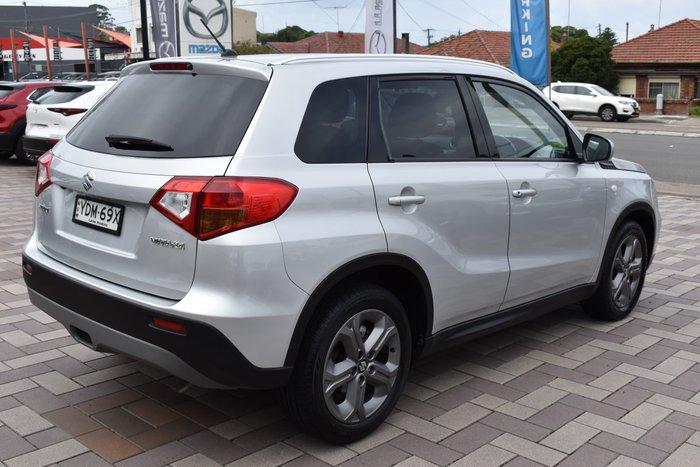 2015 Suzuki Vitara RT-S LY Silky Silver