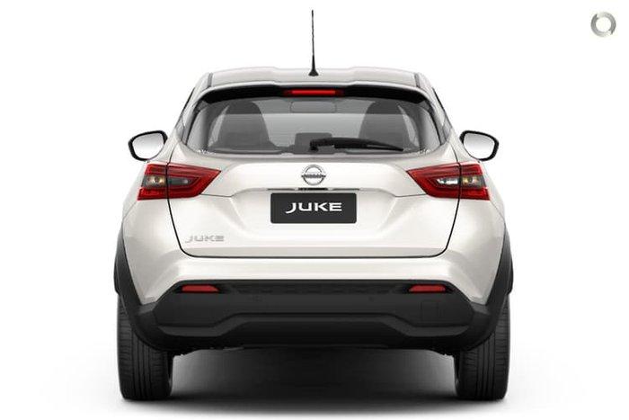 2020 Nissan JUKE ST F16 Ivory Pearl