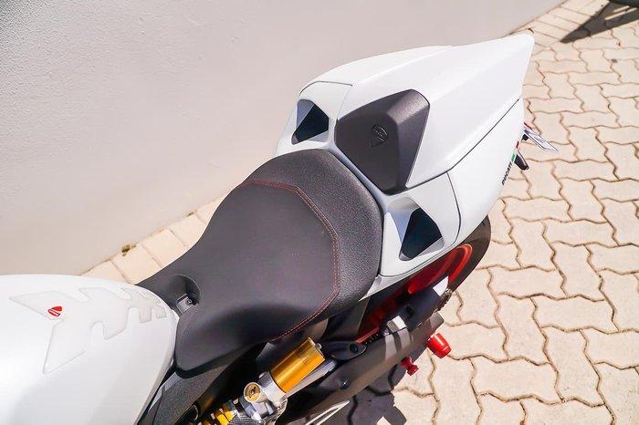 2015 DUCATI 899 PANIGALE White