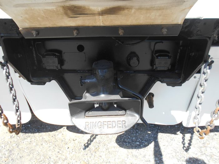 2008 ISUZU GIGA CX2 White