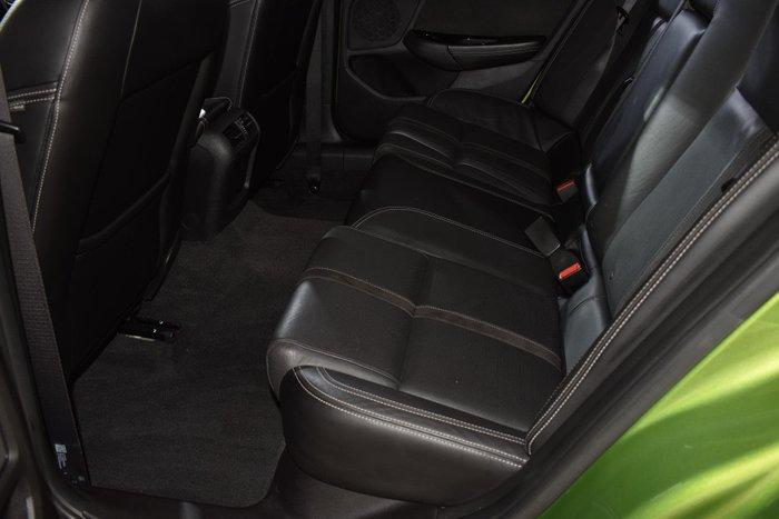 2015 Holden Commodore SS V Redline VF MY15 Jungle Green
