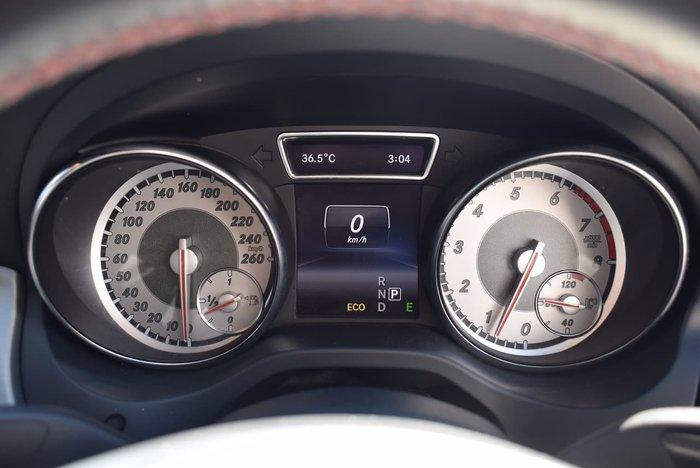 2013 Mercedes-Benz CLA-Class CLA200 C117 White