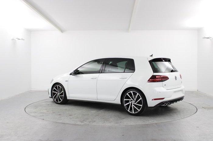 2017 Volkswagen Golf R Grid Edition 7.5 MY18 Four Wheel Drive White