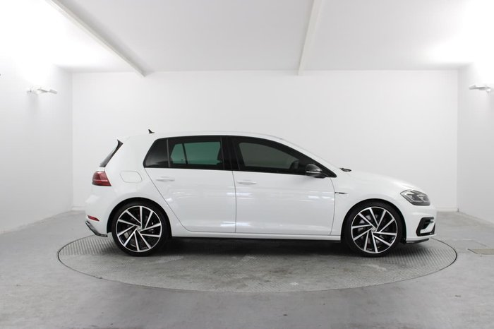 2017 Volkswagen Golf R Grid Edition 7.5 MY18 Four Wheel Drive White
