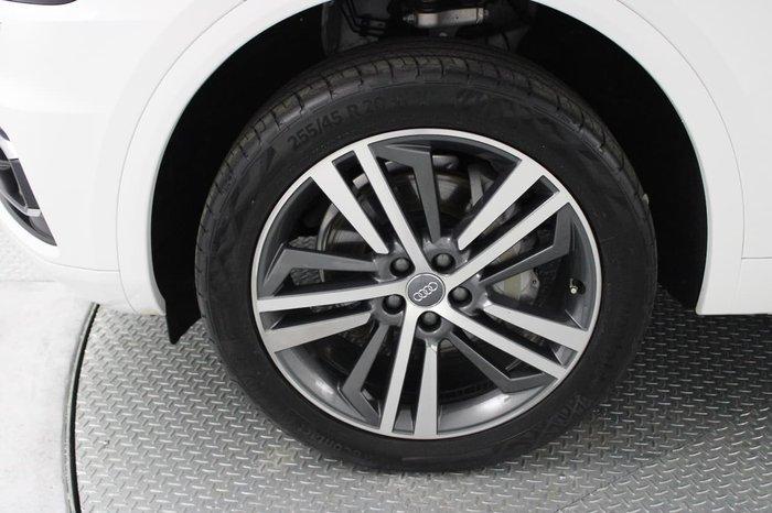 2017 Audi Q5 TFSI sport FY MY18 4X4 On Demand White