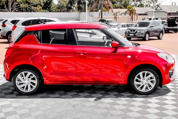 2020 Suzuki Swift GL Navigator AZ Series II Red