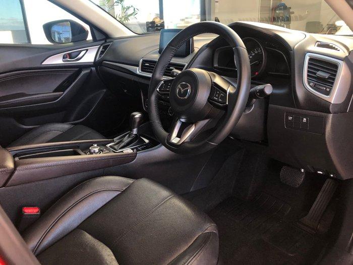 2017 Mazda 3 Touring BN Series Soul Red