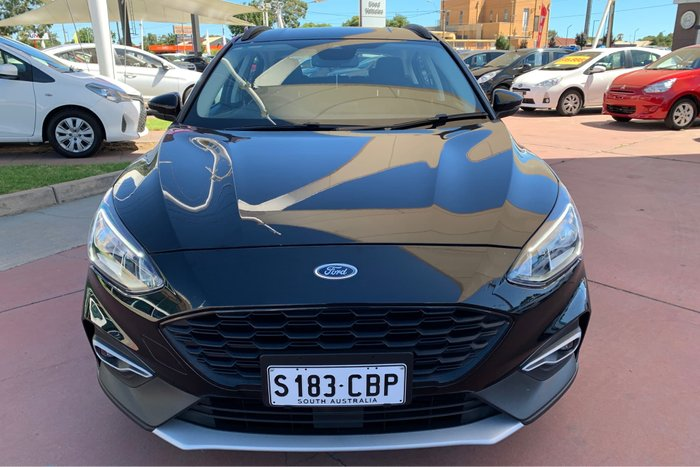 2019 Ford Focus Active SA MY20.25 Agate Black Metallic