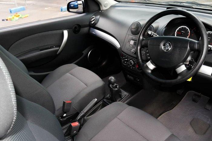 2010 Holden Barina TK MY10 Desert Bloom