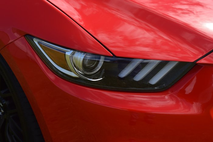 2015 Ford Mustang FM Red