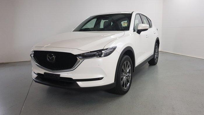 2020 Mazda CX-5 GT KF Series 4X4 On Demand Snowflake White Pearl