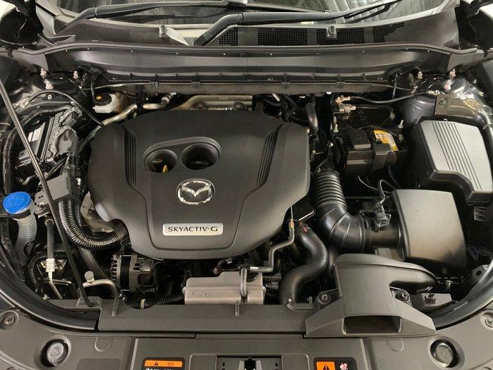 2020 Mazda CX-5 GT KF Series AWD Machine Grey