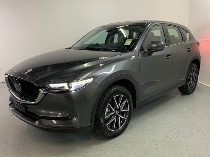 2020 Mazda CX-5 GT KF Series AWD Machine Grey