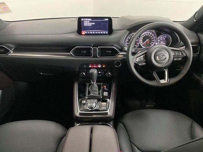 2020 Mazda CX-8 Touring KG Series Snowflake White Pearl