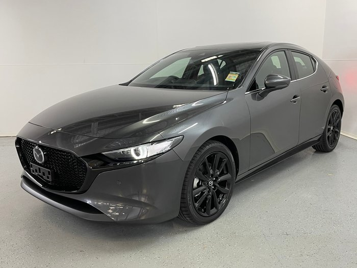 2020 Mazda 3 G25 Astina BP Series Machine Grey
