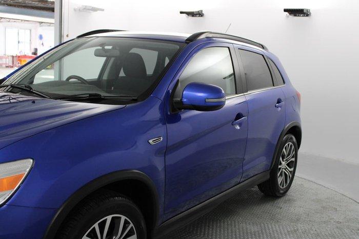 2016 Mitsubishi ASX LS XB MY15.5 Blue