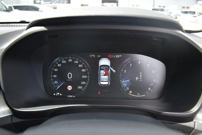 2018 Volvo XC40 T4 Momentum MY19 Silver