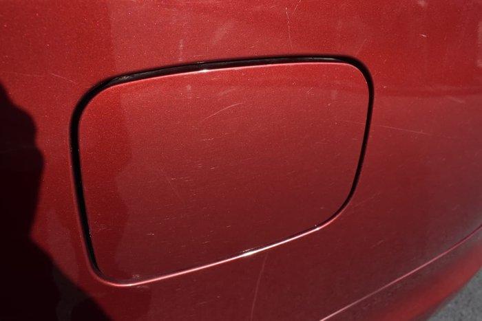 2007 Toyota Tarago GLi GSR50R Red