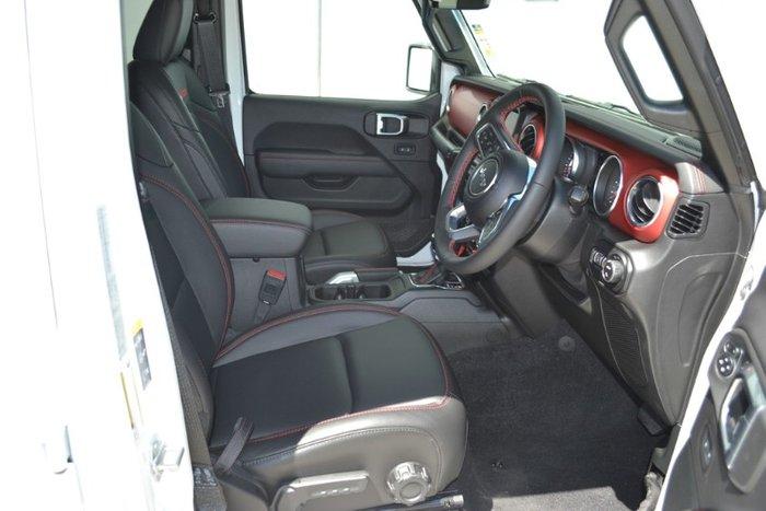 2020 Jeep Gladiator Rubicon JT MY20 BRIGHT WHITE