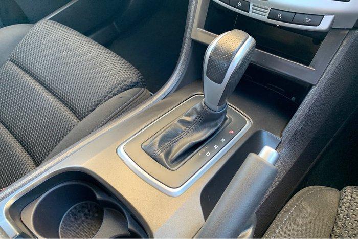 2013 Ford Falcon XR6 FG MkII Silhouette