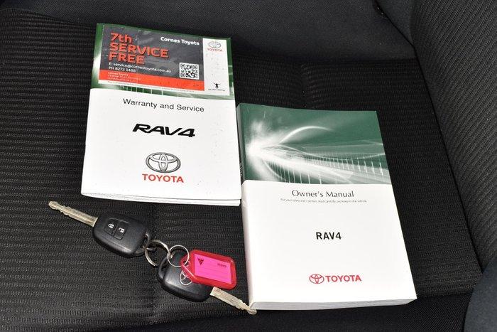 2016 Toyota RAV4 GX ASA44R 4X4 On Demand Graphite