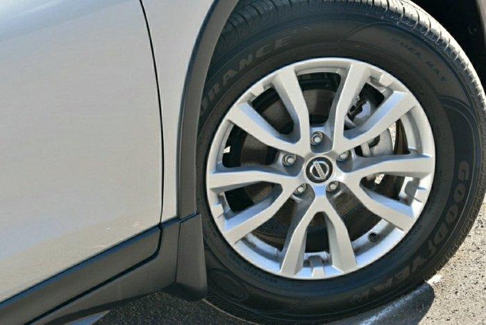 2020 Nissan X-TRAIL ST-L T32 Series III MY20 4X4 On Demand BRILLANT SILVER