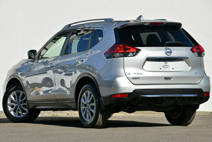 2020 Nissan X-TRAIL ST-L T32 Series III MY20 4X4 On Demand BRILLANT SILVER