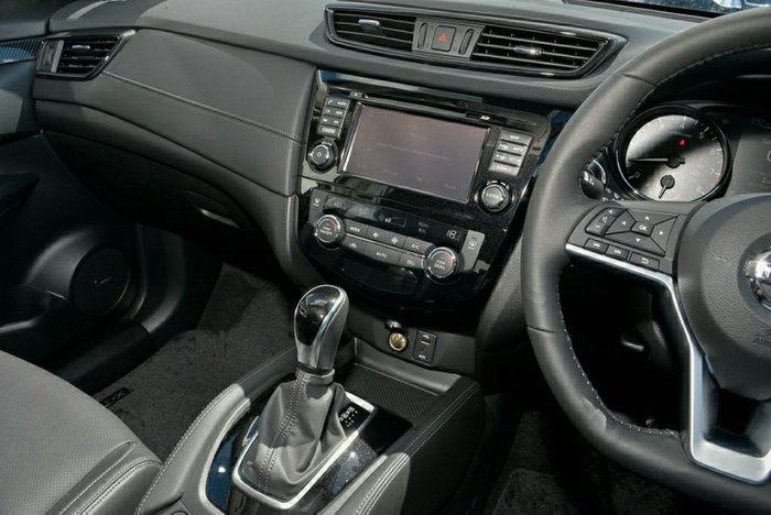 2020 Nissan X-TRAIL Ti T32 Series III MY20 4X4 On Demand BRILLANT SILVER